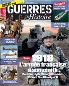 guerres et histoire 5 ! dans magazine couvgs5-240x300